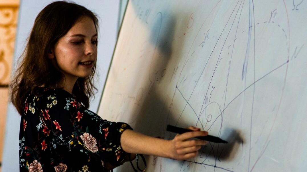 Pierwsza Polka na światowej olimpiadzie matematycznej od 22 lat