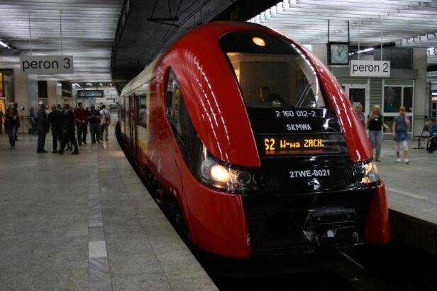 Pasażerów SKM i KM czekają utrudnienia ZTM
