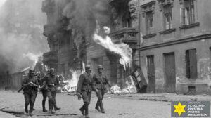 Rada Europy oddaje hołd uczestnikom powstania w getcie