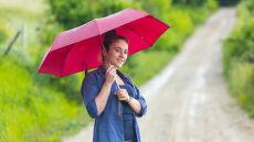 Prognoza pogody na dziś: będzie przelotnie kropić i grzmieć
