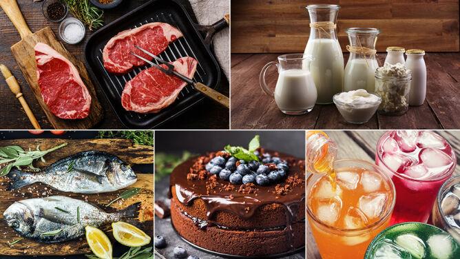Uwaga na fosforany w żywności. Czytaj etykiety