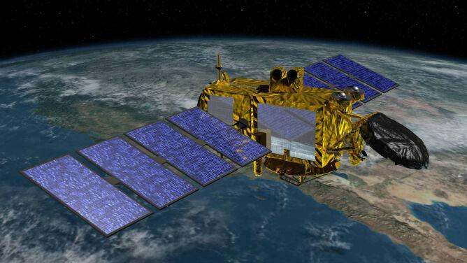 Satelita Jason 3 już bada nasze oceany. Powstała pierwsza mapa