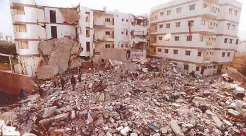 2001: trzęsienie ziemi w prowincji Gudźarat