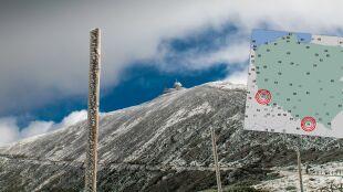 Niebezpiecznie silny wiatr w górach. Porywy do 140 kilometrów na godzinę