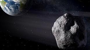 Ta asteroida zmiotłaby Waszyngton. Ma w piątek minąć Ziemię o włos