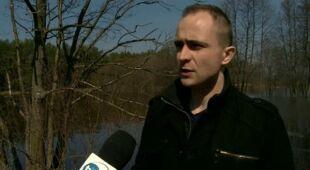 Rzecznik prasowy wojewody lubelskiego o pomocy dla mieszkańców (TVN24)